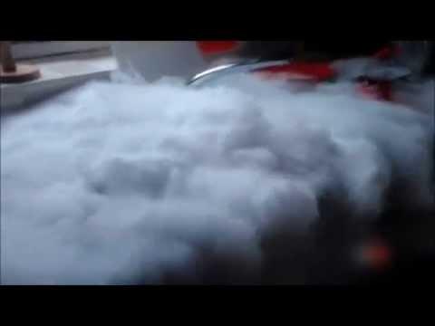 Как сделать сухой туман в домашних условиях