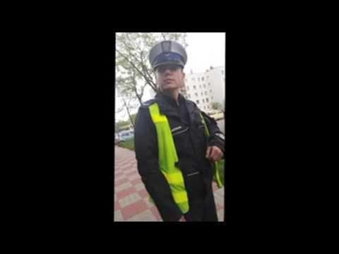 Policja kontra pyskata Karyna
