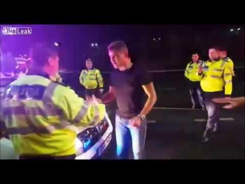 Reakcja policjanta