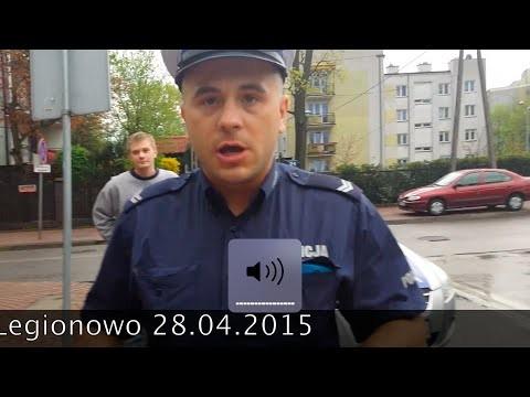 Polska Policja z Legionowa