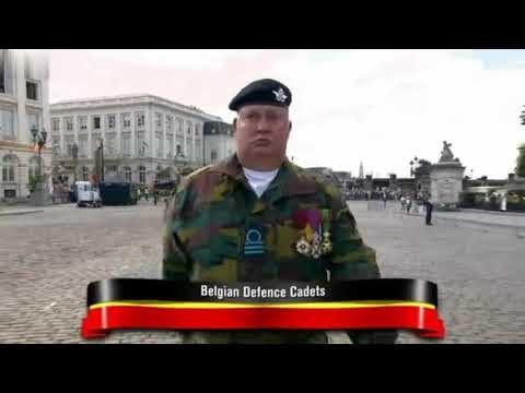 Kadeci obrony Belgii
